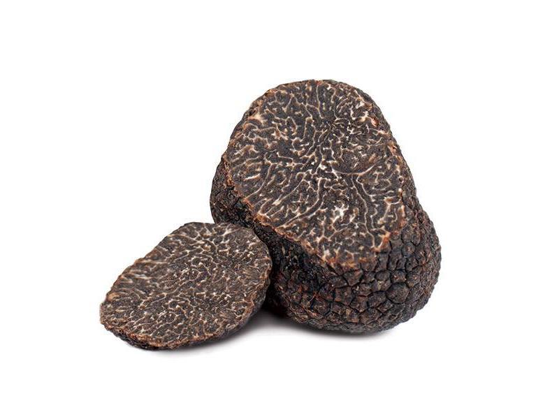 Truffelzout met Zwarte Truffel
