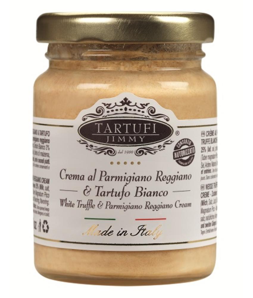 Witte TruffelcrÇùme met Parmigiano Reggiano