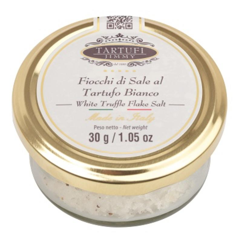 Maldon zout met Witte Truffel