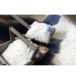 Maldon zout vlokjes met Zwarte Truffel