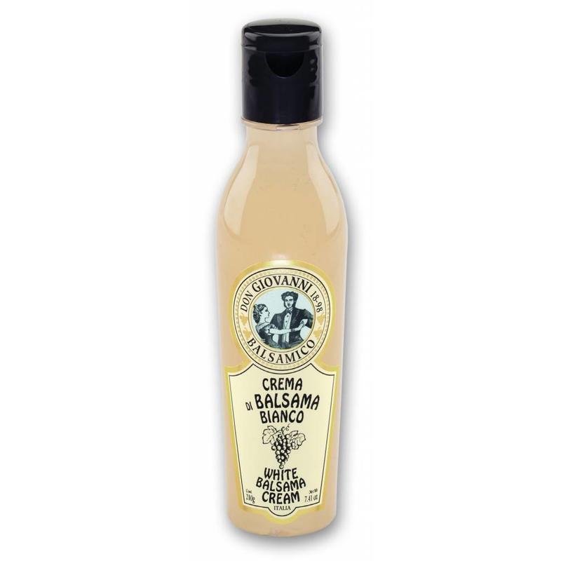 Witte Balsamico Crème
