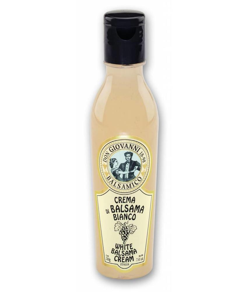 Witte Balsamico Crème
