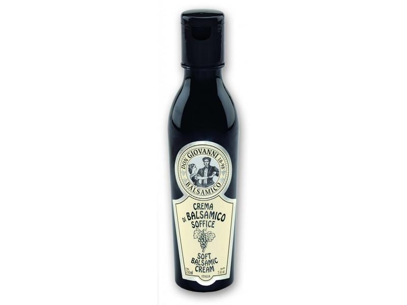 Zwarte Balsamico Crème