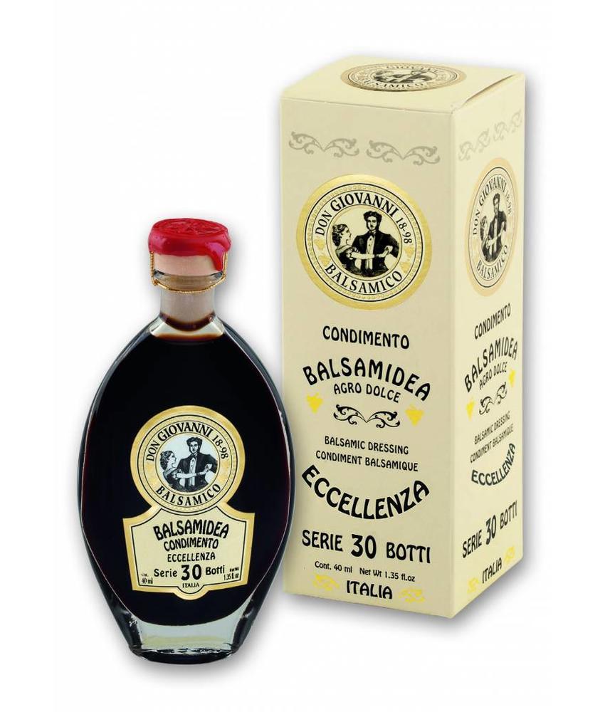 Balsamico Condimento Eccellenza 30 jaar (40ml)