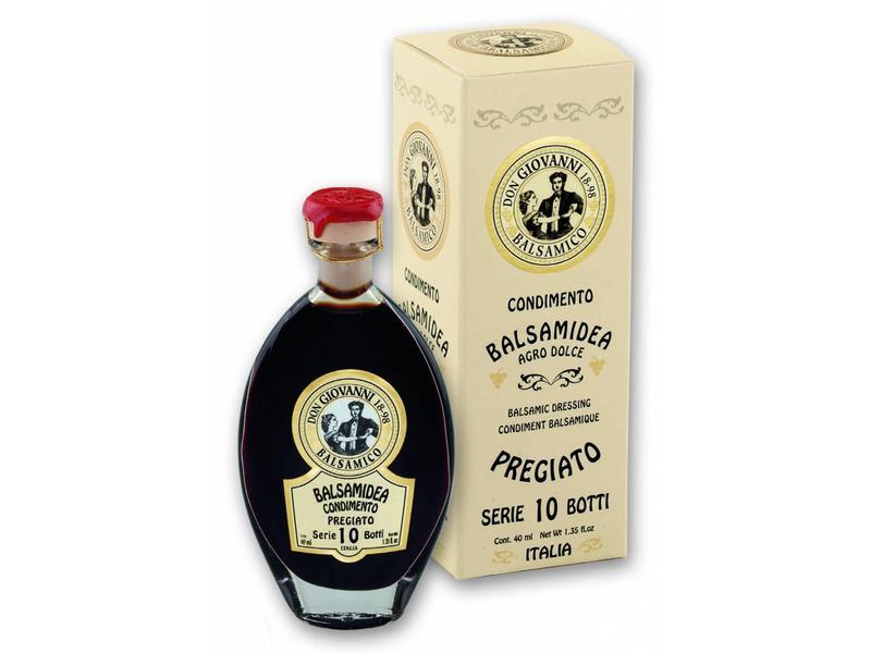 Balsamico Condimento Pregiato 10 jaar (40ml)