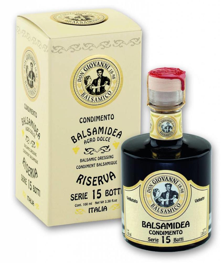 Balsamico Condimento Riserva 15 jaar (100ml)