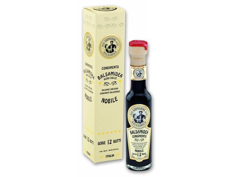Balsamico Condimento Nobile 12 jaar (100ml)