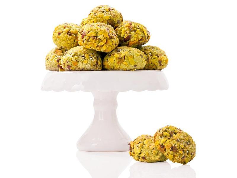 Pistache Biscuit