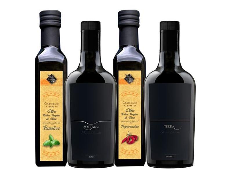 Pakket Siciliaanse Olijfolies
