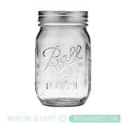 Ball Mason Jar | 475 ml | Regular