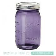 Ball Paarse Mason Jar | 950ml | Wide