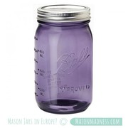 Ball Purple Mason Jar | 950ml | Wide