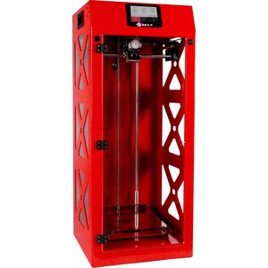 Builder 3D Printer Builder Premium Large Red 3D Printer