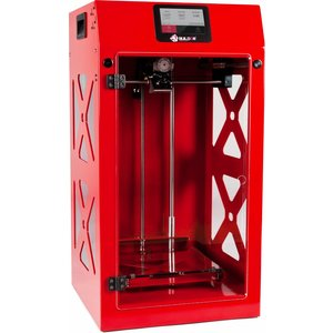 Builder 3D Printer Builder Premium Medium Red 3D Printer