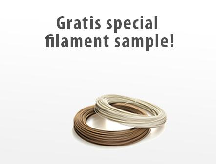 Gratis filament sample