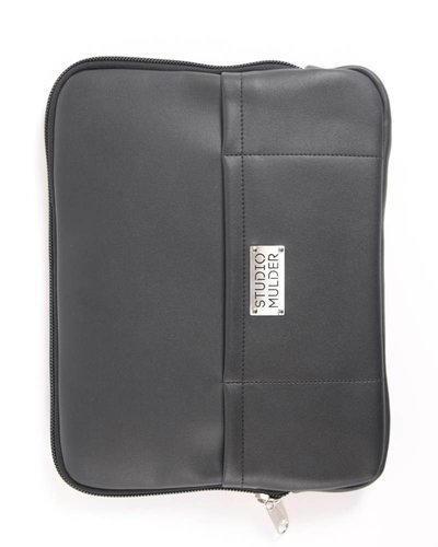 STUDIO MULDER Macbook Sleeve MORGAN (Zwart)