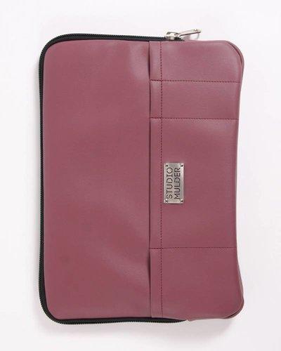 STUDIO MULDER Macbook Sleeve MORGAN (Aubergine)