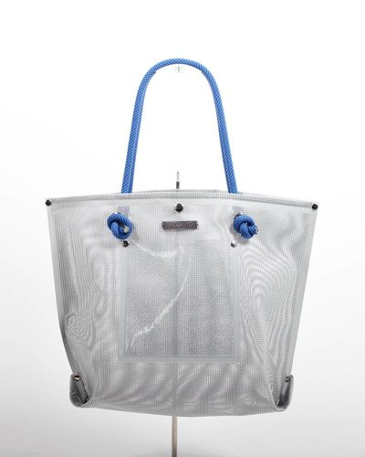 RATNA HO Limited Edition Welded Shopper Jaimy #11 (Grijs / Transparant)