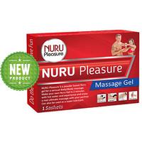 Met Nuru Pleasure maak je het! Makkelijk, snel, en goedkoop je eigen Nuru Massage Gels maken.