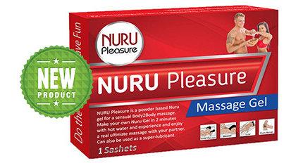 Nuru Pleasure Nuru poeder