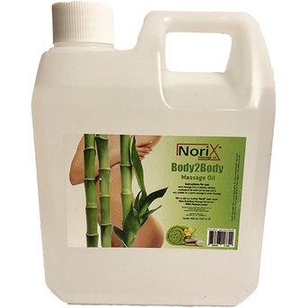Nuru Massage Gels van Nuru Nederland Nuru erotic massage oil 1000ml