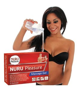 Nuru Massage Gels van Nuru Nederland Nuru Pleasure Powder 15 grams