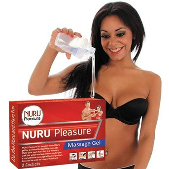 Nuru Massage Gels van Nuru Nederland Nuru Pleasure Powder 15 Gram