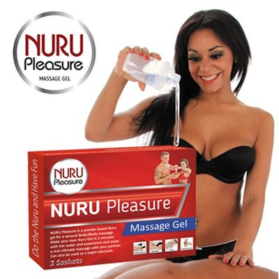 Nuru Pleasure Poeder
