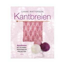 Forte Uitgeverij KANTBREIEN