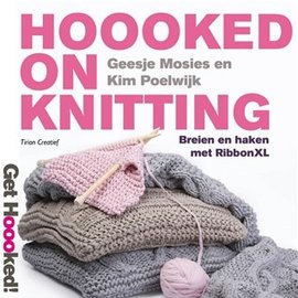 Hoooked on knitting