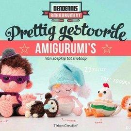 Tirion Creatief Prettig gestoorde Amigurumi's