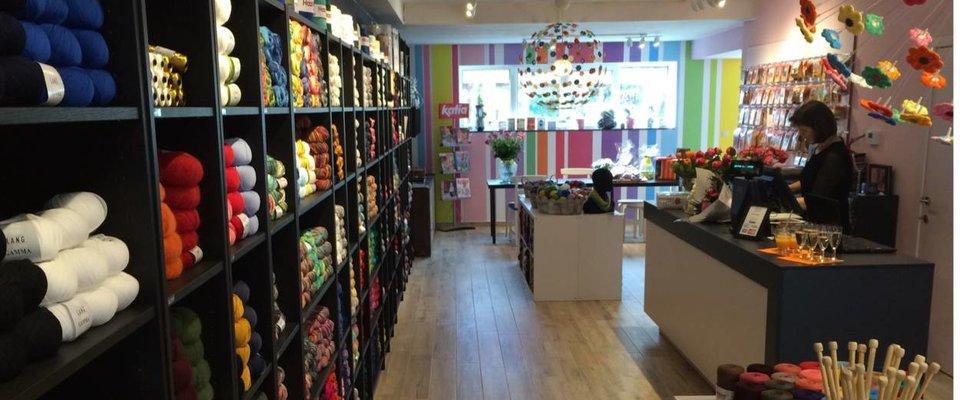 Onze nieuwe winkel !