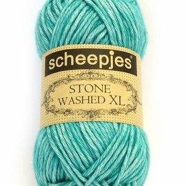Scheepjeswol Stone Washed XL 855 Green Agathe