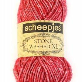 Scheepjeswol Stone Washed XL 847 Red Jasper