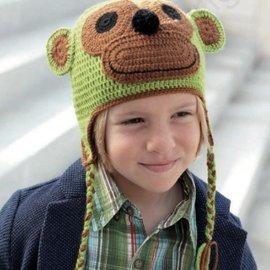 Kid's Cap Monkey 83
