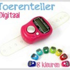 Opri Digitale Toerenteller