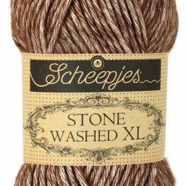 Scheepjeswol Stone Washed XL 862 - brown agate