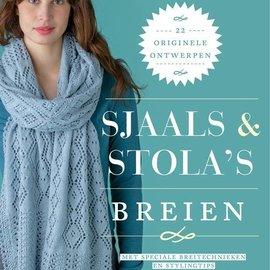 Forte Uitgeverij Sjaals en Stola's breien