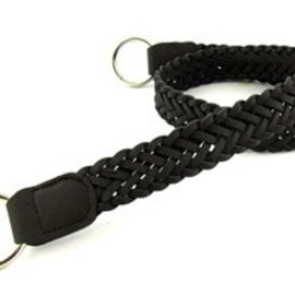 Hoooked Tashengsel Braided Strap Black