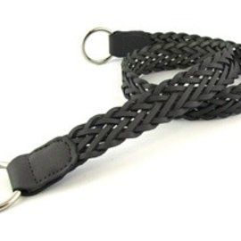 Hoooked Tashengsel Braided Strap Grey