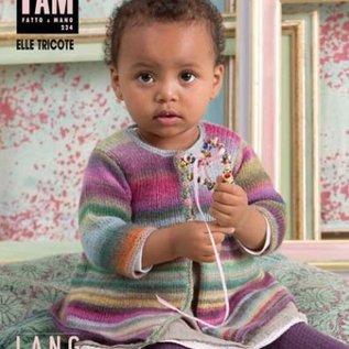FAM234 Elle Tricote Baby