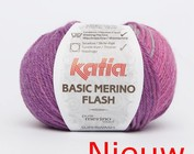 Basic Merino Flash