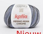 Merino Aran Chrome