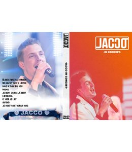 DVD Jacco In Concert