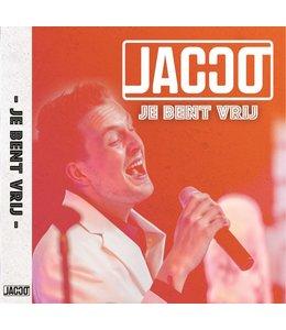 """reserveer de nieuwe single van Jacco """"je bent vrij"""""""