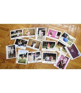 Unieke Polaroid foto