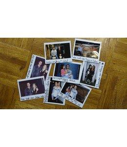 Unieke Polaroid foto - Linda & Ivan in Utopia 2