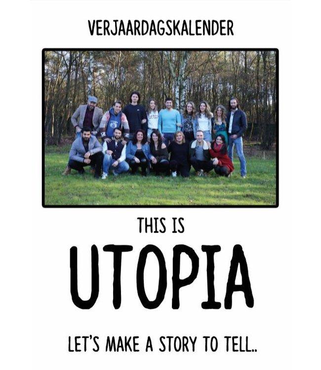 Verjaardags Kalender Utopia