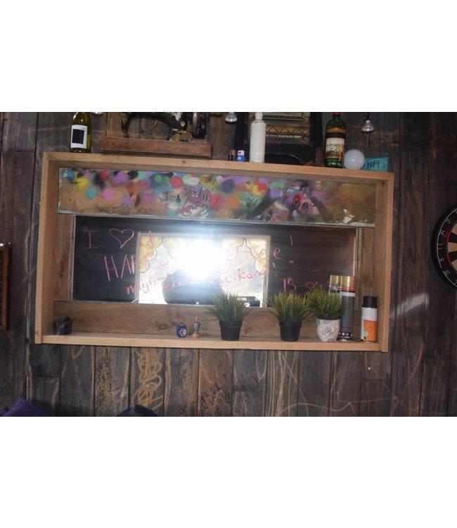 Spiegel van de Bistro