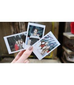 Unieke mini polaroid foto - #Personen
